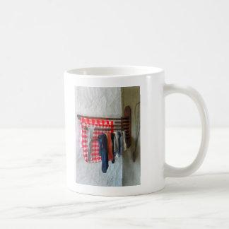 Stocking Hanging to Dry Coffee Mug