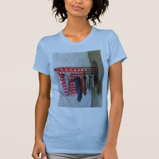 Stocking Hanging to Dry T-Shirt