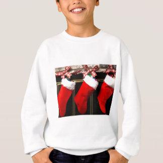 stocking of joy sweatshirt