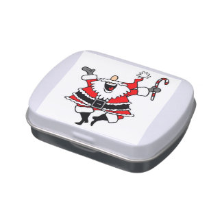 Stocking stuffer, party favor, candy tins