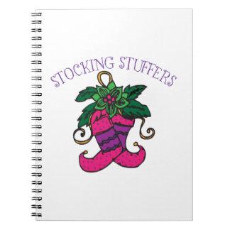 Stocking Stuffers Spiral Notebook