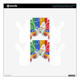 stockings and stilettos popart skins for PS3 controllers