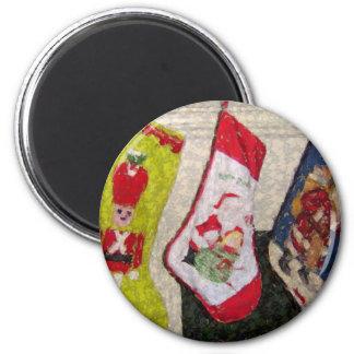 stockings magnet