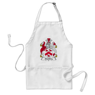 Stockley Family Crest Adult Apron