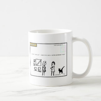 stockmarket cartoon mug