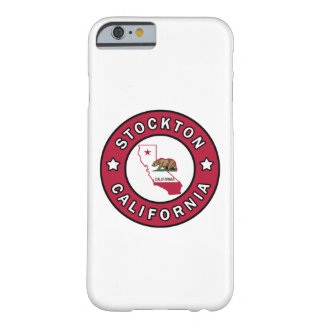 Stockton California Barely There iPhone 6 Case