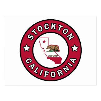 Stockton California Tarjetas Postales