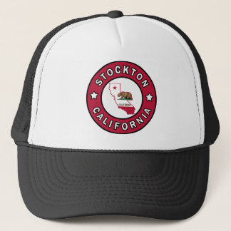 Stockton California Trucker Hat