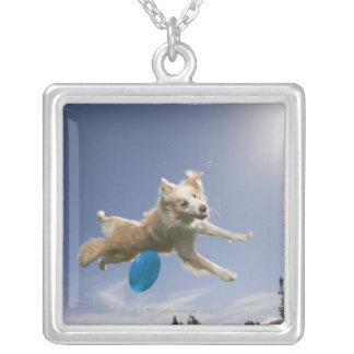 Stockton, California, USA Silver Plated Necklace