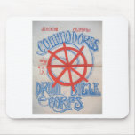 Stockton Commodores Drum and Bugle Corps Mouse Pad