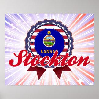 Stockton, KS Posters
