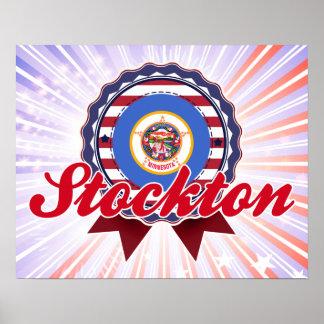 Stockton, MN Print