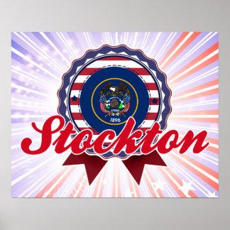 Stockton, UT Poster