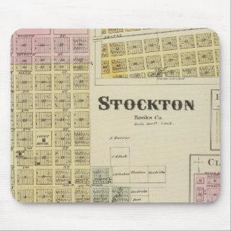 Stockton, Woodston, Rock Port, Clayton, Kansas Mouse Pad