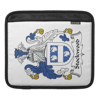 Stockwood Family Crest iPad Sleeves