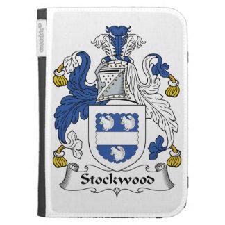 Stockwood Family Crest Kindle Keyboard Case