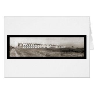Stockyards Richmond VA Photo 1909 Card