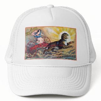 Stoddard Tiger Trucker Hat