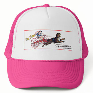 Stoddard Tiger Trucker Hat