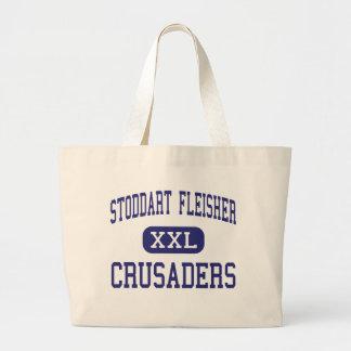 Stoddart Fleisher Crusaders Philadelphia Tote Bags