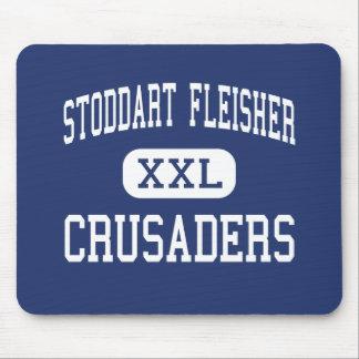 Stoddart Fleisher Crusaders Philadelphia Mousepad