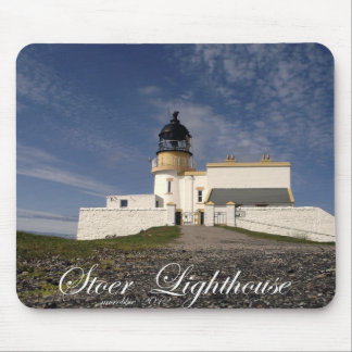 Stoer Lighthouse Mouse Pad