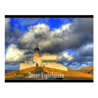 Stoer Lighthouse  postcard