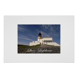 Stoer Lighthouse Posters