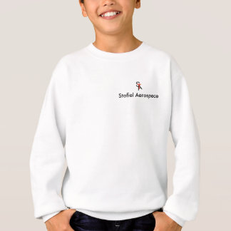 STofiel Aerospace logo balloon pop Sweatshirt