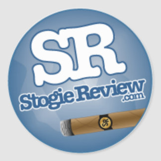 Stogie Review Sticker