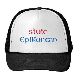 stoic Epikurean Trucker Hat