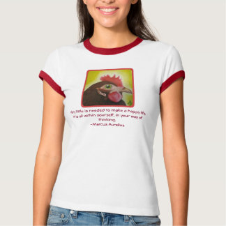 Stoic Hen T-Shirt