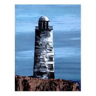 STOIC (lighthouse design 1) ~ Postcard