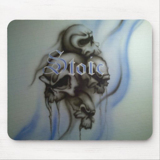 Stoic Mouse Mats