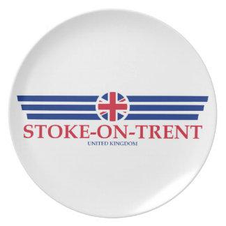 Stoke-on-Trent Dinner Plate