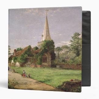 Stoke Poges Church Vinyl Binders