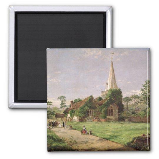 Stoke Poges Church Magnet