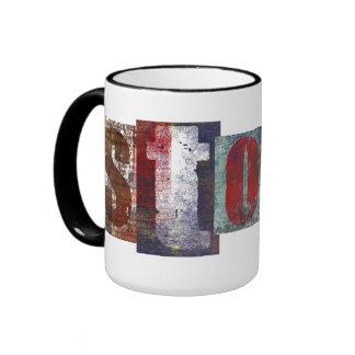 stoked mug