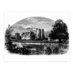 Stokesay Castle 1897 Postcard