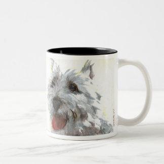 Stolberg's Josh Two-Tone Coffee Mug