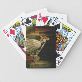 Stolen Kiss - Fragonard Card Deck