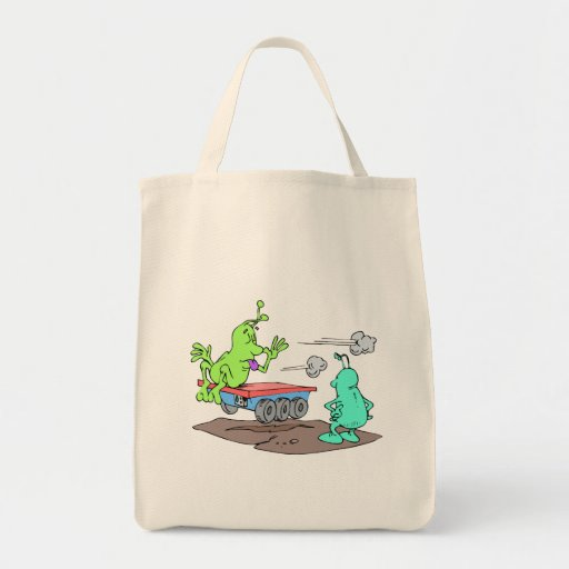 Stolen rover grocery tote bag