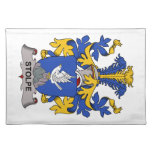 Stolpe Family Crest Place Mat
