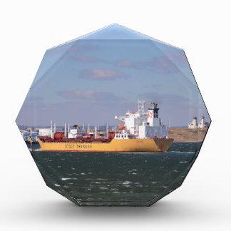 Stolt Topaz Acrylic Award