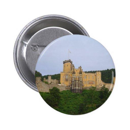 Stolzenfels Castle Buttons