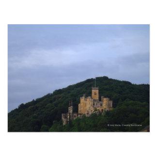 Stolzenfels Castle Post Card