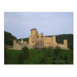 Stolzenfels Castle Postcard