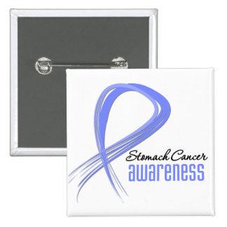 Stomach Cancer Awareness Grunge Pins