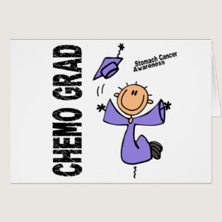 Stomach Cancer CHEMO GRAD 1 Card