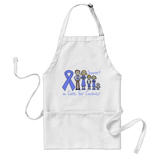 Stomach Cancer Family Support A Cure Apron